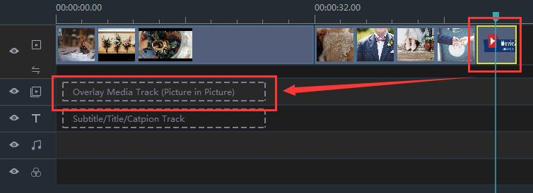 How to Add a Watermark in Window Movie Maker step 2