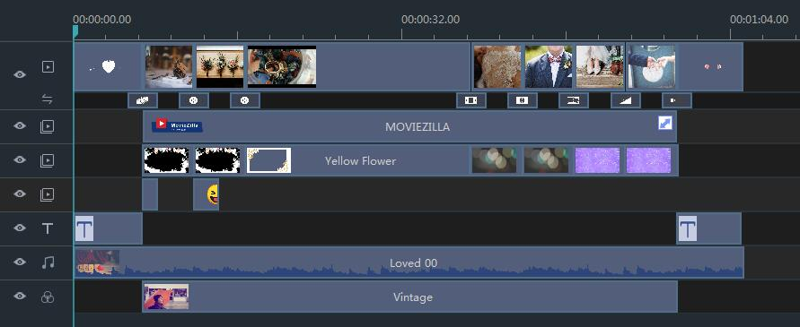 How to Add a Watermark in Window Movie Maker step 6